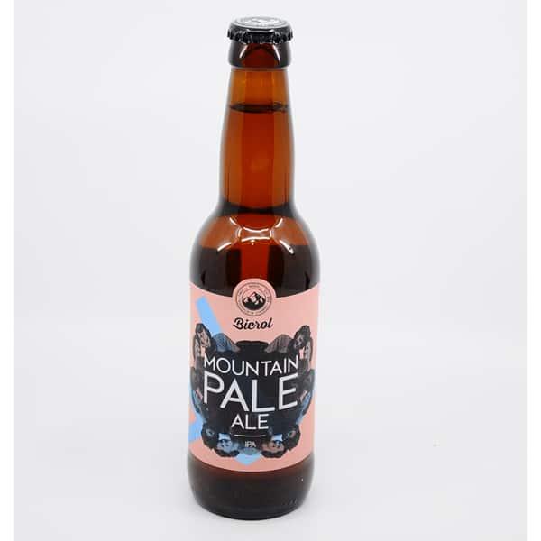 Bierol Mountain Pale Ale 7,3% Vol. 0,33l