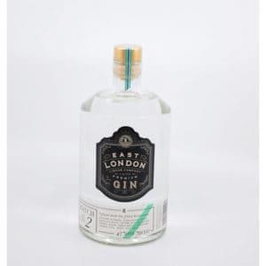 East London Gin 47% Vol. 0,7l Gin East London Gin