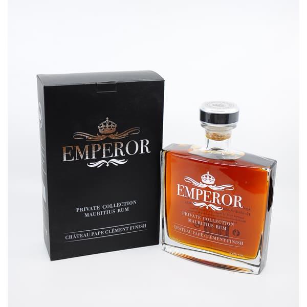 Emperor Château Pape Clément Finish + GB 42% Vol. 0,7l