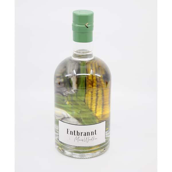 Entbrannt Mais Wodka 40% Vol. 0,5l