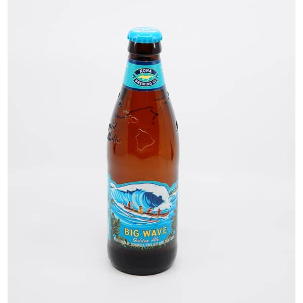 Big Wave 4,4% Vol. 0,33l Bier Beer