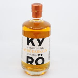 Kyrö Dark Gin 42,6% Vol. 0,5l Gin Dry Gin