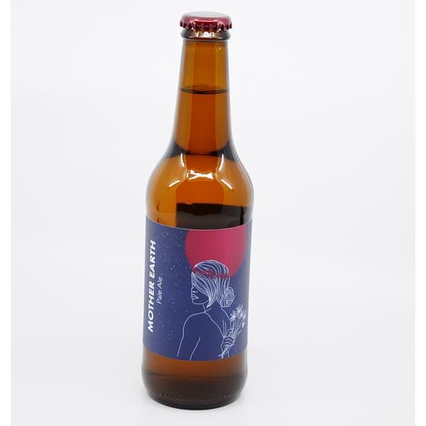 Mother Earth Pale Ale 5,2% Vol. 0,33l Bier Beer