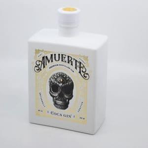 Amuerte COCA LEAF GIN White 43% Vol. 0,7l Gin Amuerte Coca Leaf Gin