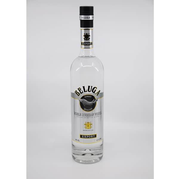 Beluga Noble Russian Vodka 40% Vol. 0,7l Wodka Beluga