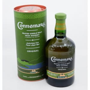 Connemara ORIGINAL + GB 40% Vol. 0,7l Whisk(e)y Irish Whiskey