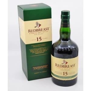 Redbreast 15y + GB 46% Vol. 0,7l Whisk(e)y Irish Whiskey