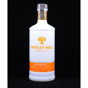 Whitley Neill Blood Orange Gin 43% Vol. 0,7l Gin Gin