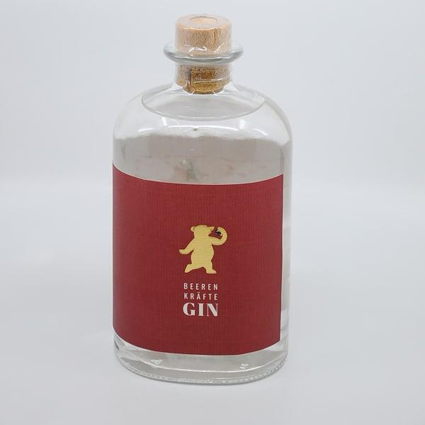 Beerenkräfte Gin