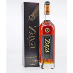 Zaya Gran Reserva + GB 40% Vol. 0,7l Rum Rhon