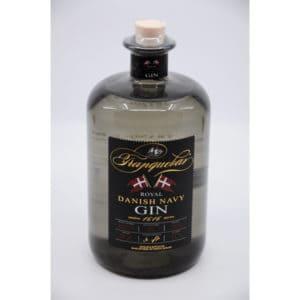 Tranquebar Royal Danish Navy Gin 52% Vol. 0,7l Gin Gin