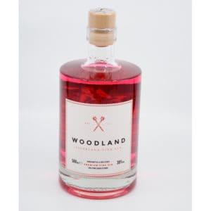 Woodland Pink Gin 38% Vol. 0,5l Gin Gin