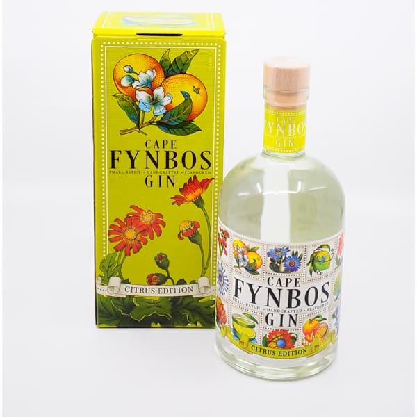 Cape Fynbos Gin Citrus