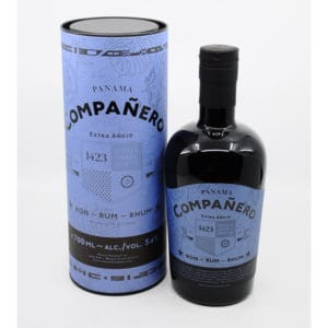 Compañero Extra Añejo + GB 54% Vol. 0,7l Rum Companero