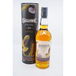 Cragganmore 20y Special Release 2020 + GB 55,8% Vol. 0,7l Raritäten Cragganmore
