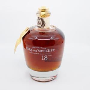 Kirk & Sweeney 18y 40% Vol. 0,7l Rum Dominikanische Republik