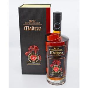 Ron Malteco 20y + GB 40% Vol. 0,7l Rum Guatemala