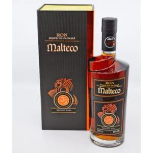 Ron Malteco 25y + GB 40% Vol. 0,7l Rum Guatemala