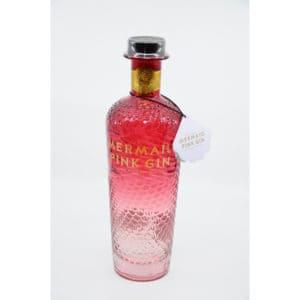 Mermaid Pink Gin 38% Vol. 0,7l Gin Gin
