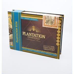 Plantation Rum Experience Box 41% Vol. 6×0,1l Geschenksideen Rhon