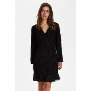 Festliches Kleid mit Rückenschlitz Angebote DRESS SOAKED in Luxury