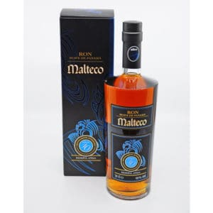 Malteco 10y + GB 40% Vol. 0,7l Rum Guatemala
