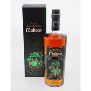 Malteco 15y + GB 40% Vol. 0,7l Rum Guatemala
