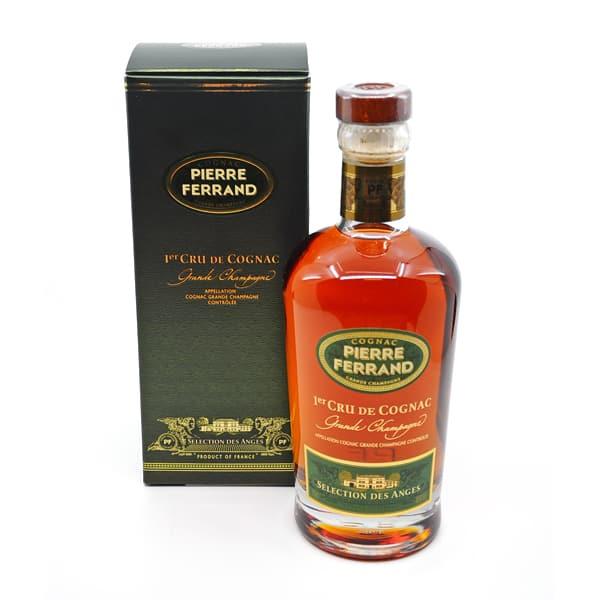 Pierre Ferrand Sélection des Anges + GB 40% Vol. 0,7l Cognac Cognac