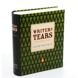 Writer's Tears Copper Pot BOOK 40% Vol. 3×0,05l Geschenksideen Irish Whiskey