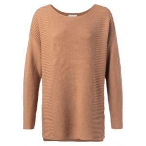 Strickpullover mit seitlichen Schlitzen Pullover/Strickjacken Pullover