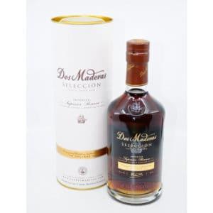 Dos Maderas Seleccion + GB 42% Vol. 0,7l Rum Dominikanische Republik
