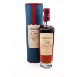 Santa Teresa 1796 + GB 40% Vol. 0,7l Rum Rhon