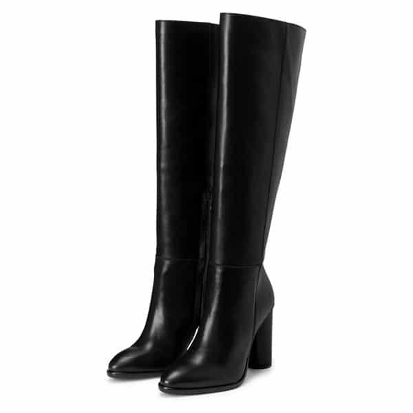 High leather boot Accessoires Lederstiefel