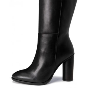 High leather boot Accessoires Lederstiefel