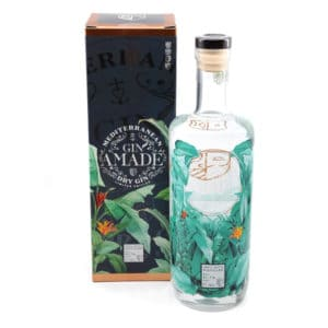 Gin Amadé Meditteranean Dry Gin + GB 41,7% Vol. 0,7l Gin Gin