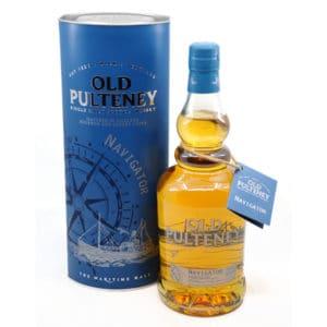 Old Pulteney Navigator + GB 46% Vol. 0,7l Whisk(e)y Highlands