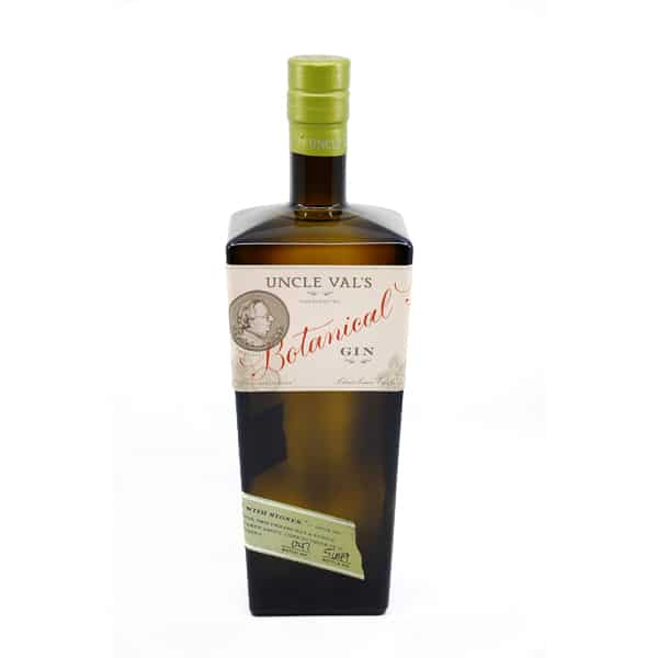 Uncle Val's Botanical Gin 45% Vol. 0,7l Gin Gin
