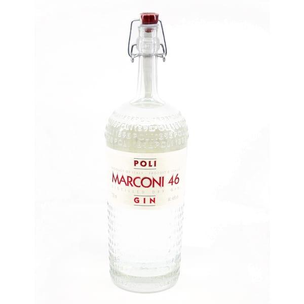 Marconi 46 Gin POLI 46% Vol. 0,7l