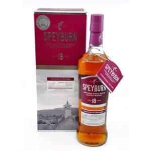 Speyburn 18y + GB 46% Vol. 0,7l Whisk(e)y Scotch