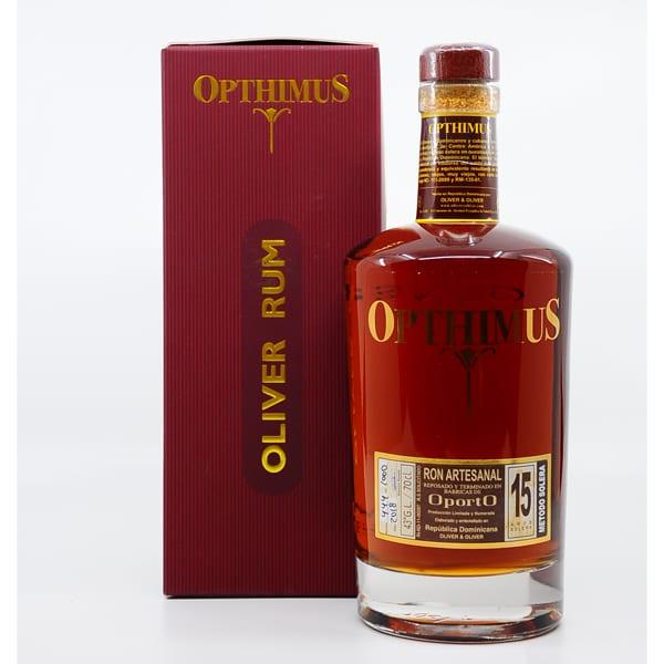 Opthimus 15y OportO + GB 43% Vol. 0,7l