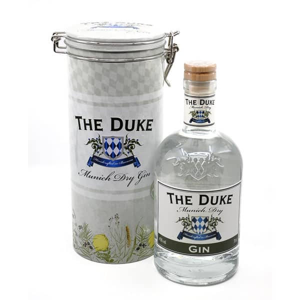 The Duke Gin + GB 45% Vol. 0,7l