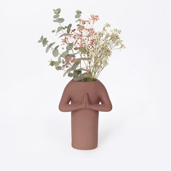 DOIY Vase Namaste