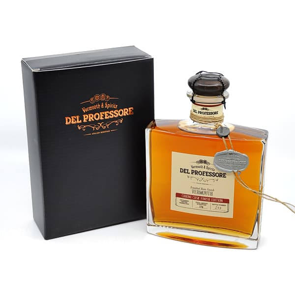 Caroni Trinidad Rum Finish Vermouth + GB 17,8% Vol. 0,5l