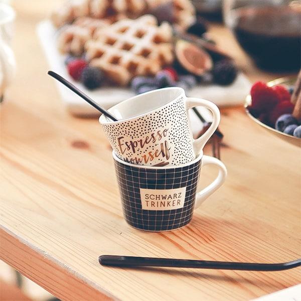 Espresso Tasse ANTI STRESS Geschenke Espresso Tasse