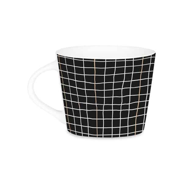Espresso Tasse SCHWARZTRINKER Geschenke Espresso Tasse