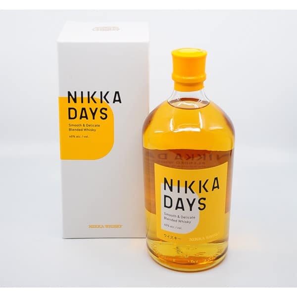 NIKKA Days Blended Whisky + GB 40% Vol. 0,7l