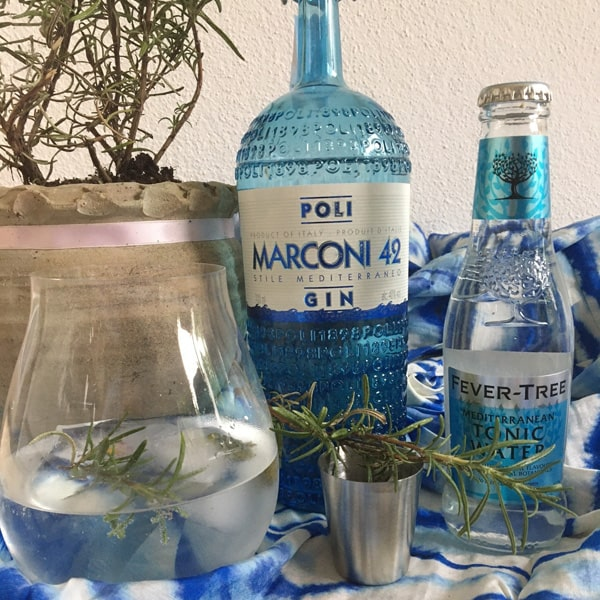 Poli Marconi 42 Gin 42% Vol. 0,7l