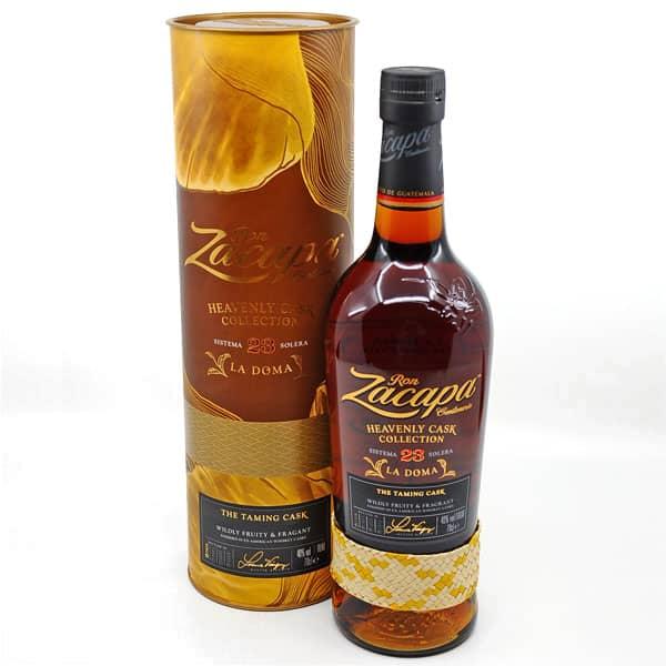 Ron Zacapa LA DOMA + GB 40% Vol. 0,7l Rum Rhon