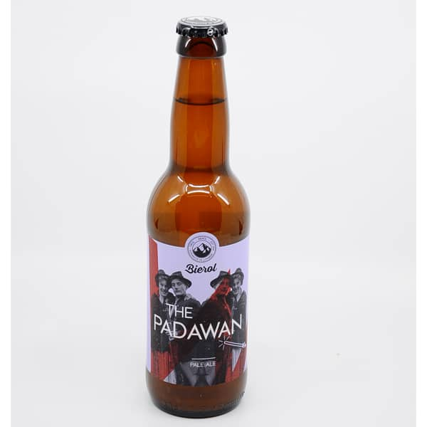 Bierol The Padawan Pale Ale 5,6% Vol. 0,33l