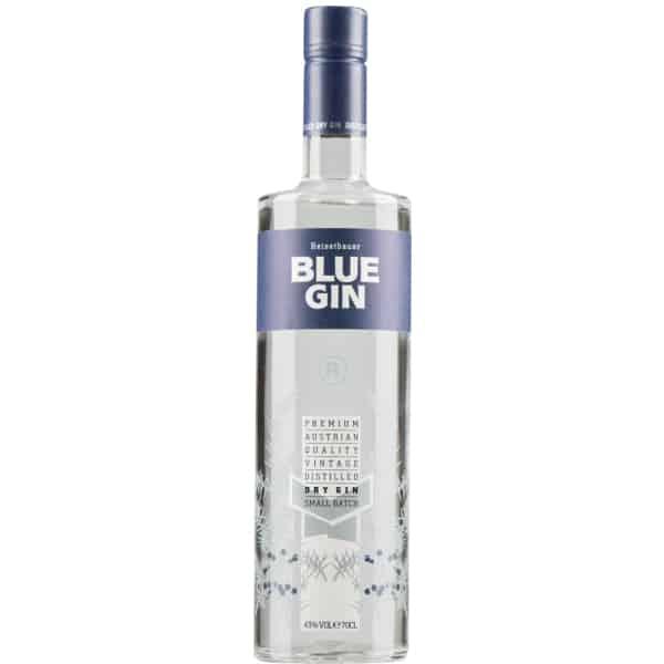 Blue Gin Vintage 43% Vol. 0,7l